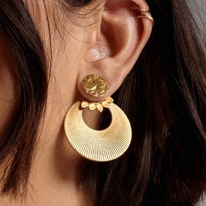 EARRINGS NUSA - Lou yetu