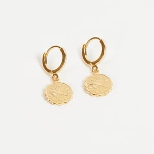 EARRINGS MINI ASTRA - Lou yetu