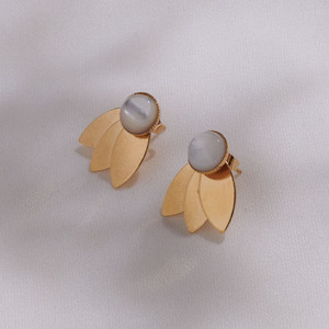 EARRINGS OLYMPE - Lou yetu