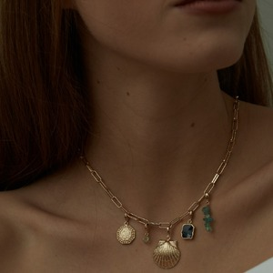 NECKLACE MARIANE - Lou yetu