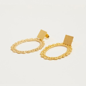 EARRINGS VALENTINE - Lou yetu