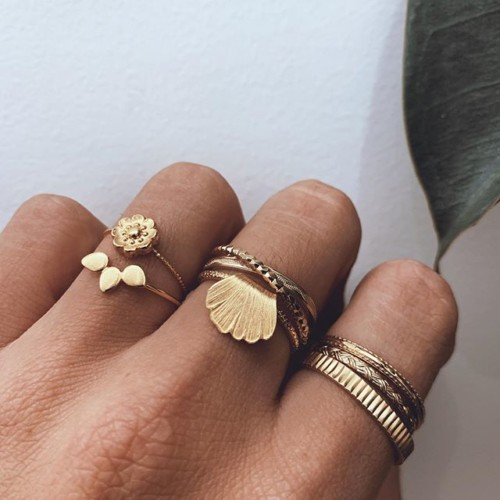 // ALL WE NEED // Is rings ️ Made in Paris with Love